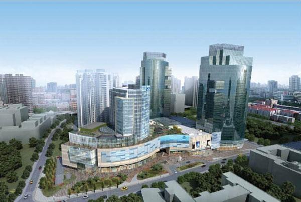 虹桥上海城购物中心